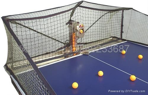 SuperMaster超級教練第五代乒乓發球機 4