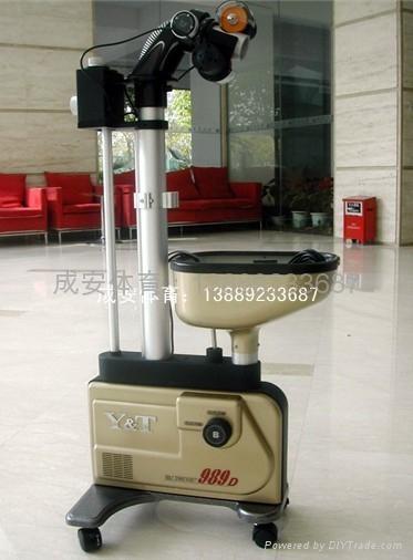 Y&T泰德V-989d型乒乓球發球機 1