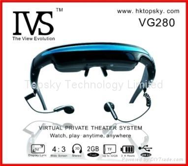 视频眼镜 1