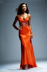 2008 New style Evening dresses/bridesmaid/prom gown
