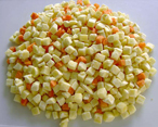 IQF mix vegetables