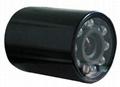 微型紅外防水攝像機