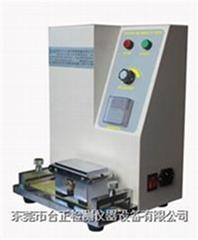 台正TZ-109C油墨印刷脱色试验机