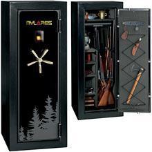 指纹枪柜MS102 1