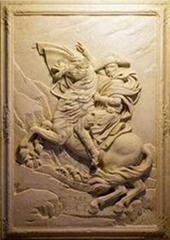 拿破侖浮雕