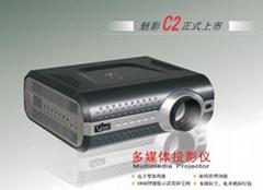 瑞誠投影機(瑞誠C2,魅影C2,瑞誠魅影C2)液晶投影機