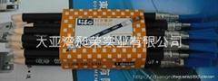 代理台湾徕福1107橡皮笔