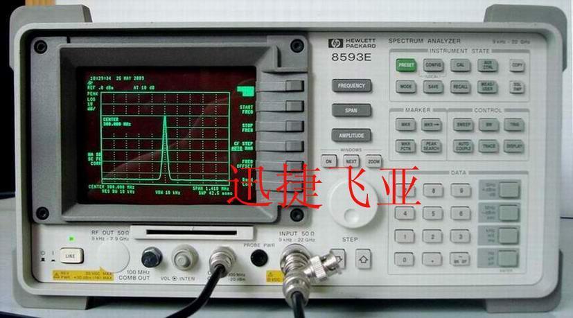 频谱分析仪 HP8593E HP8595E HP8596E  1