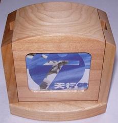 木製相框名片盒