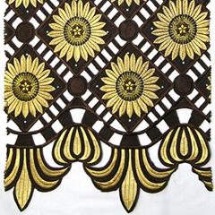 100% telylene embroidery