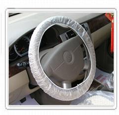 一次性汽车维护用品(脚垫.座套.方向盘套.等)
