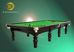 龍岩斯諾克台球桌