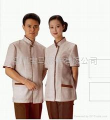 福州酒店制服