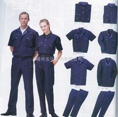 福州劳保服装