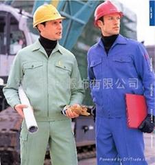 福州工作服