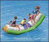 Inflatable Teeterboard