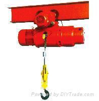 冶金专用双制动电动葫芦