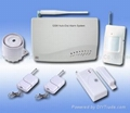 GSM home alarm security system supplier
