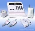 32 Wireless and 7 Wired Zones Home Alarm