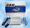 intelligent voiced remote control GSM
