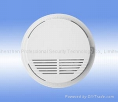 Wireless Ionic Smoke Detector alarm supplier in Shenzhen