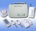 Intelligent Wireless & Wired GSM Home