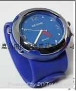 硅胶手表(sillicone watch)