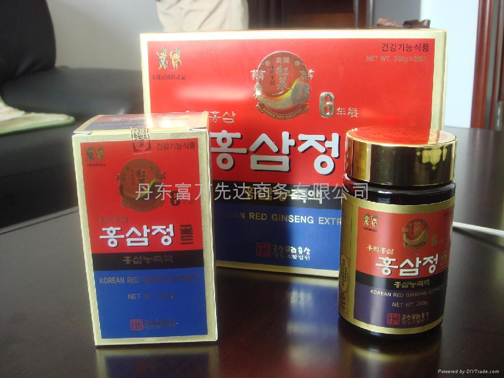 Korean Red GinSeng Extract 1