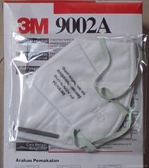 防猪流感口罩 3M 9002A