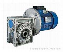 瓦凯RV铝合金减速电机