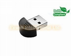 Super Mini Bluetooth USB Dongle, BUD-04