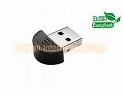 Super Mini Bluetooth USB Dongle, BUD-04
