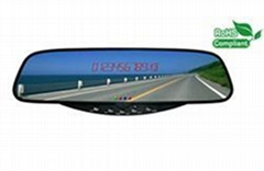 Bluetooth Car Kit (Bluetooth Rearview Mirror)
