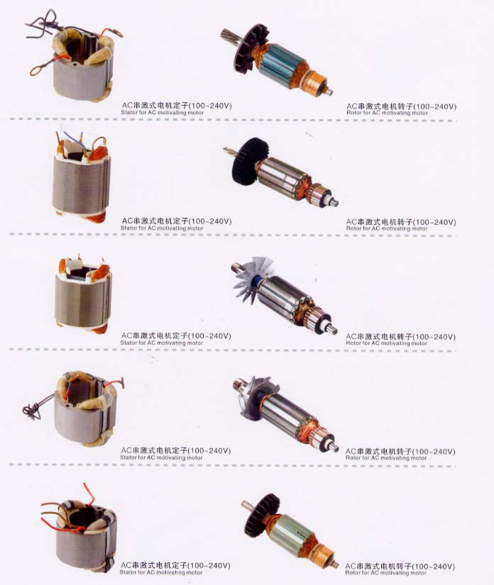 Ac Dc Motor Manufacturer