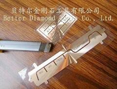 铝用高光金刚石刀具