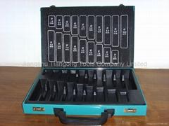170 PCS HSS drill set