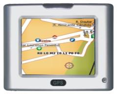 GPS navascope bare machine