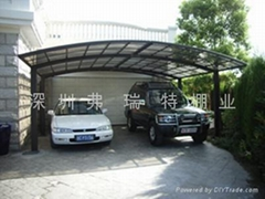 Car Canopies, Portable Garages And Tents