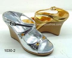 high-platform women's sandals