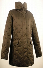 Ladies outwear - coats - jackets - overcoats
