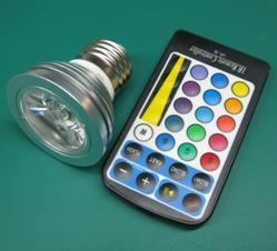 遙控全彩RGB 2