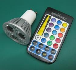 遙控全彩RGB 3