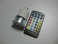 遙控全彩RGB 4