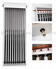 U-type tube solar collector