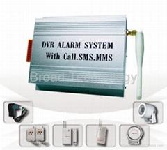 Home GSM Alarm