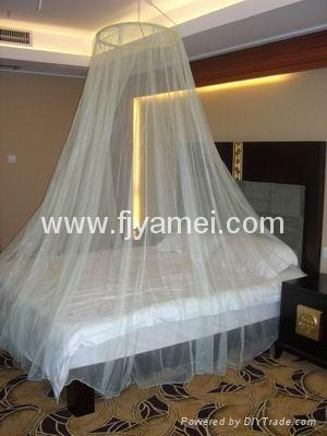 long lasting insecticide treated mosquito net 3