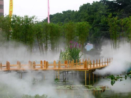 雾森设备 (中国 浙江省 生产商) - 空气净化装置