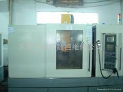 CNC加工中心机床