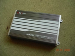D type Car audio amplifier
