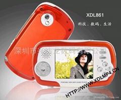 低價批發時尚PSP版遊戲MP4帶200萬像素